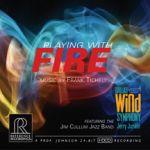 與火共舞<br>PLAYING WITH FIRE<br>傑瑞‧瓊金 指揮 達拉斯管樂團<br>RR127