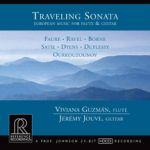 旅行奏鳴曲 (線上試聽)<br>長笛與吉他的典雅合奏<br>TRAVELING SONATA<br>Viviana Guzman, flute<br>Jeremy Jouve, guitar<br>RR128