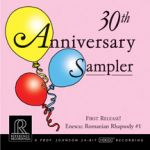 RR 錄音三十年(HDCD)<br>30th ANNIVERSARY SAMPLER<br>RR908