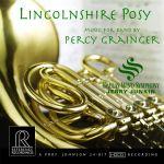 林肯郡花束(HDCD)<br> 傑瑞‧瓊金 指揮 達拉斯管樂團 <br>Percy Grainger's Lincolnshire Posy <br>Dallas Wind Symphony /  Jerry Junkin<br>RR117