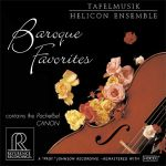 發燒巴洛克組曲(雙片裝HDCD)<br>Baroque Favorites<br>Tafelmusik Baroque Orchestra, The Helicon Ensemble<br>RR2101