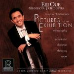 展覽會之畫 / PICTURES AT AN EXHIBITION(HDCD)<br>Eiji Oue, Conductor Minnesota Orchestra<br>RR79