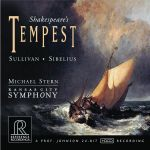 莎士比亞的暴風雨(HDCD)<br>Shakespeare's / TEMPEST <br>Works by Sullivan & Sibelius<br>麥克‧史坦  指揮 坎薩斯市立交響樂團<br>RR115