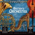 布列頓:管弦樂作品(多聲道SACD)/ 麥克史坦 指揮 坎薩斯市立交響樂團<BR>BRITTEN'S ORCHESTRA / Kansa City Symphony / Michael Stern<BR>RR120SACD