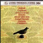 柯普蘭:阿帕拉契之春、比利小子 ( 180 克 LP )<br>安東杜拉第 指揮 倫敦交響樂團<br>Copland: Appalachian Spring