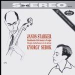 孟德爾頌、蕭邦:大提琴與鋼琴奏鳴曲 ( 180 克 LP )<br> 史塔克 ,大提琴 / 賽伯克,鋼琴<br>Mendelssohn / Chopin: Cello Sonatas / Janos Starker (vc) & Gyorgy Sebok (p)