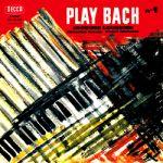 賈克路西耶三重奏 : 演奏巴哈 ( 180 克 LP )<br>Jacques Loussier : Play Bach No. 1<br>賈克‧路西耶三重奏