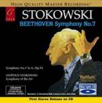 貝多芬:第七號交響曲 (Blu-spec CD)<br>史托科夫斯基指揮空中交響樂團<br>Stokowski: Beethoven Symphony No. 7