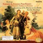 【黑膠專書 #078】羅德利哥:阿蘭輝茲協奏曲、安達魯斯協奏曲(180克LP)<br>羅梅洛四重奏,吉他 / 馬利納 指揮 聖馬丁學院管弦樂團 <br>Concierto De Aranjuez& Concierto Andaluz ,Los Romeros<br>Academy of ST.Martin-in-the-fields / Neille Marriner