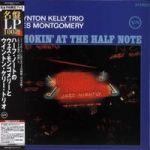 威斯‧蒙哥馬利 Wes Montgomery /  Smokin' At The Half Note (200克 日本原裝進口限量版 LP)
