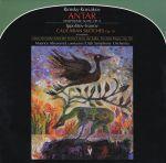 【CR 絕版名片】林姆斯基 - 高沙可夫:安泰爾交響組曲 / 阿布拉伐尼爾 指揮 猶他交響管弦樂團(180克 LP)<br>Rimsky-Korsakov: Antar Symphonic Suite/Utah Symphony Orchestra, Maurice Abravanel