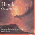 韓德爾:序曲集<br>Handel: Ouvertures