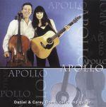 【點數商品】阿波羅 APOLLO<br>丹尼爾.頓波:大提琴/凱莉.頓波:吉他<br>Daniel & Carey Domb, cello and guitar