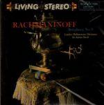 【CR 絕版名片】拉赫曼尼諾夫:第三號交響曲 ( 180 克 LP )<br>包爾特 指揮 倫敦愛樂交響樂團<br>Rachmaninoff: Symphony No. 3