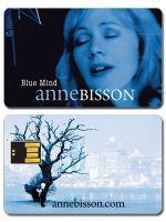 安.碧森:藍色情懷 (USB 數位母帶檔案)<br>Anne Bisson:Blue Mind<br>(線上試聽)