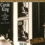 卡洛.金: 卡內基廳演唱會現場( 雙層 SACD )(線上試聽)<br>Carole King - The Carnegie Hall Concert