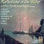 卡洛.羅森貝格-水中倒影<br>Reflections in the Water - Carol Rosenberger