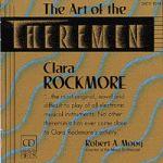 特雷門的藝術 (CD)<br>克拉拉.洛克摩爾<br>Art of the Theremin / Clara Rockmore, theremin<br>(線上試聽)