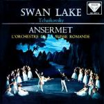 柴可夫斯基:芭蕾舞劇「天鵝湖」( 180 克 2LPs )<br>安塞美 指揮 瑞士羅曼德管弦樂團<br>Tchaikovsky: Swan Lake<br>Ernest Ansermet / L'Orchestre de La Suisse Romande
