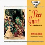 葛利格:皮爾金組曲 ( 180 克 LP )<br>菲爾斯塔德 指揮 倫敦交響樂團<br>Grieg: Peer Gynt<br>Oivin Fjeldstad / London Symphony Orchestra