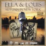 紐約秋色(雙層SACD )<br> Ella Fitzgerald & Louis Armstrong: Autumn In New York