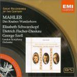 【絕版名片】馬勒:少年魔法號角(世紀原音52)<br>舒娃茲柯芙 & 費雪迪斯考 演出 / 賽爾指揮倫敦交響樂團<br>Mahler: Des Knaben Wunderhorn<br>Szell, London Symphony Orchestra (LSO)