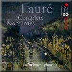 「印象‧法國」佛瑞:夜曲 1-13 號全集<br>史蒂芬.伊爾瑪,鋼琴<br>Fauré: Nocturnes Nos. 1-13<br>Stefan Irmer (piano)
