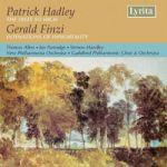 哈德利:a小調交響敘事曲「樹兒高」、芬濟:為男高音、合唱團與管弦樂頌歌「不朽靈魂」<br>Patrick Hadley: The Tress So High, Finzi: Intimations of Immortality