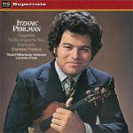 帕格尼尼:第一號小提琴協奏曲 / 薩拉沙提:卡門幻想曲 (180 克 LP) <br>帕爾曼 / 小提琴,佛斯特 指揮 皇家愛樂管弦樂團
