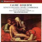 佛瑞:安魂曲 ( 180克 LP )<br>大衛.威爾考克斯 指揮 國王學院合唱團<br>FAURE: Requiem, Op.48