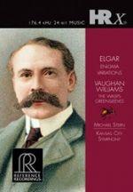 艾爾加-謎語變奏曲(HRx數位母帶檔案)<br>佛漢 .威廉士-黃蜂、綠袖子<br>麥克.史坦 指揮 坎薩斯市立交響樂團<br>ELGAR ENIGMA VARIATIONS<br>VAUGHAN WILLIAMS - THE WASPS - GREENSLEEVES<br>MICHAEL STERN - KANSAS CITY SYMPHONY<br>(線上試聽)<br>HR129