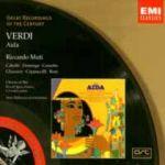 【絕版名片】威爾第:阿依達(3CDs)(世紀原音79)<br>卡芭葉 多明哥 喬洛夫<br>慕提 指揮 新愛樂管弦樂團<br>VERDI:AIDA<br>MUTI