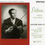 貝多芬:D 大調小提琴協奏曲,作品第 61 號<br>小提琴:列奧尼德‧柯岡;康斯坦汀‧席維崔斯 指揮 巴黎音樂學院管絃樂團<br>Beethoven : Violin Concerto in D Major, Op. 61<br>Played by Leonid Kogan<br>Paris Conservatoire Orchestra