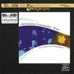 【FIM 絕版名片】巴哈最佳演奏 ( 限量版 UltraHD CD,限量版 CD )<br>賈克.路西耶三重奏<br>The Best of Play Bach Jacques Loussier Trio