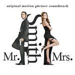 【史密斯任務】 電影原聲帶 (美國原裝進口 CD)<br>O.S.T. / Mr. & Mrs. Smith