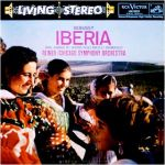 【CR 絕版名片】伊貝利亞( 200 克 LP )<br>萊納 指揮 芝加哥交響樂團<br>Debussy: Iberia / Reiner / Chicago Symphony