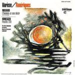 【黑膠專書 #095】《CR 絕版名片》瓦瑞斯:美國( 180 克 LP )<br>亞布拉凡尼爾 指揮 猶他交響樂團<br>Varese : Ameriques<br>Conductor : Maurice Abravanel/Utah Symphony Orchestra
