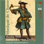 狩獵音樂 - 開場號與音樂會作品集<br>德國自然號角獨奏家樂團<br>Musique de Chasse<br>Fanfares & Concert Pieces<br>Deutscher Naturhornsolisten