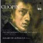 蕭邦:鋼琴作品集 / 蕾昂絲卡雅,鋼琴 ( 雙層 SACD )<br>Fr&#233;d&#233;ric Chopin (1810-1849) / Piano Works / Elisabeth Leonskaja, piano