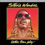史提夫.汪達:熱過七月 (LP)<br> Stevie Wonder: Hotter Than July