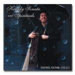 高大宜:大提琴無伴奏奏鳴曲等<br>丹尼爾.頓波-大提琴<br>Sonata For Solo Cello, Zoltan Kodaly & Spirituals / Daniel Domb, cello