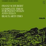 舒伯特:鋼琴三重奏全集 / 美藝三重奏(180克 2LPs)<br> Schubert: Complete Trios for Piano, Violin And Cello / Beaux Arts Trio