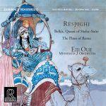 雷史畢基:希巴女王 (200 克 LP)<br>大植英次 指揮 明尼蘇達管絃樂團<br>Respighi : Belkis, Queen of Sheba Minnesota Orchestra / Eiji Oue<br>(線上試聽)<br>RM1509