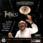 三部曲 TRITTICO /芬聶爾 指揮  達拉斯管樂交響樂團 <br>Frederick Fennell, conductor<br>Dallas Wind Symphony<BR>RR52