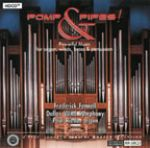 爆棚管風琴(HDCD)<br>芬聶爾 指揮 達拉斯管樂團<br>Pomp & Pipes!<br>Dallas Wind Symphony / Frederick Fennell <br>Paul Riedo, Organ<br>RR58