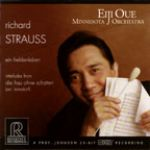 英雄的生涯 / Richard Strauss <br>大植英次 指揮 明尼蘇達管弦樂團<br>  Ein Heldenleben / Interludes from Die Frau ohne Schatten <br>Minnesota Orchestra / Eiji Oue<br>RR83