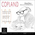 柯普蘭100 / Copland 100(HDCD)(線上試聽)<br>大植英次 指揮 明尼蘇達管弦樂團 / Minnesota Orchestra / Eiji Oue<br>RR93