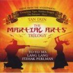 譚盾 / 武俠三部曲-收錄 : 臥虎藏龍、英雄 & 夜宴 配樂 ( 美版 CD, 極少量進口 )<br>Tan Dan / Martial Arts - Trilogy