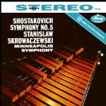 蕭士塔高維契:第五號交響曲(180克 LP)<br>史克羅瓦斯基 指揮 明尼亞波里交響樂團<br>Shostakovich: Symphony No.5, Opus 47<br>Stanislaw Skrowaczewski conducting the Minneapolis Symphony Orchestra