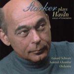 史塔克拉奏海頓:大提琴協奏曲<br>史塔克,大提琴 / 舒瓦茲 指揮 蘇格蘭室內管弦樂團<br>Starker Plays Haydn Cello Concertos